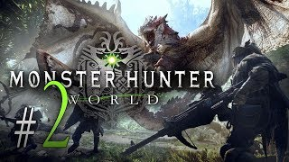 Pustkowie || Monster Hunter: World [#2]