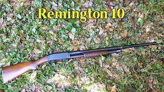 Takedown: Remington Model 10