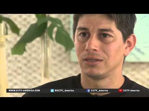 CCTV Exclusive with footballer Dario Conca
