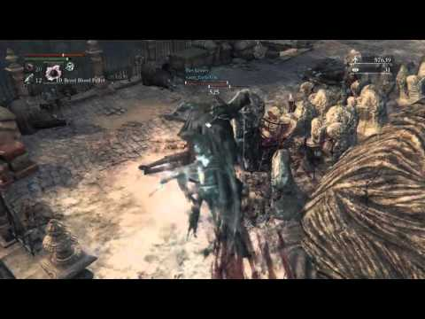 PayneTrainGaming Broadcasting Bloodborne DLC