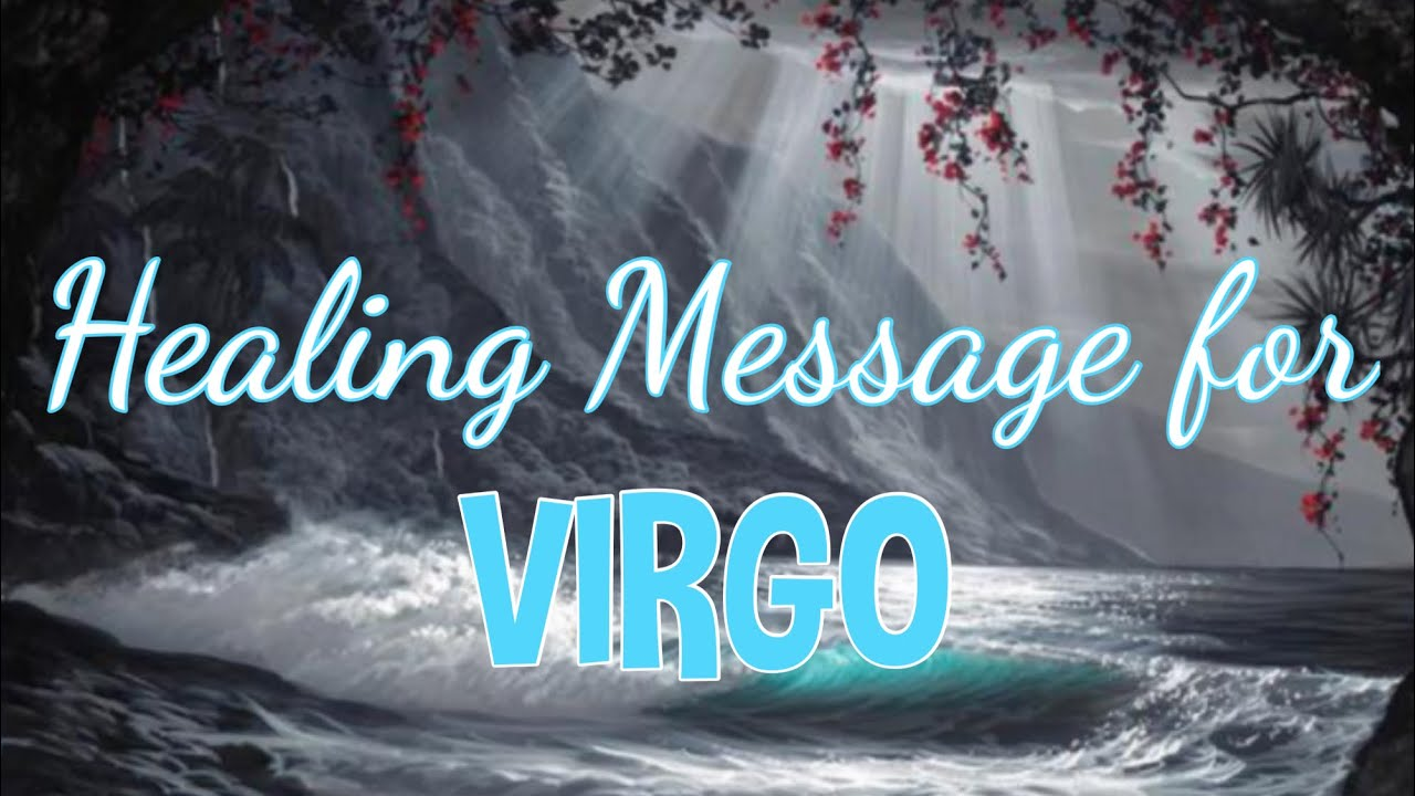VIRGO HEALING MESSAGE ✨ | TIMELESS