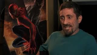 Covered In Black Creating Venom (Spider Man 3)