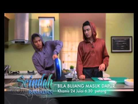 Tv9 Promo Seindahramadan Bila Bujang Program Syukurselalu Masuk Dapur