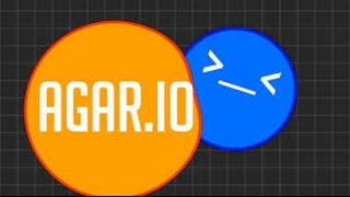 Agar.io - Sem moc lahodný w/FOREVER ALONE