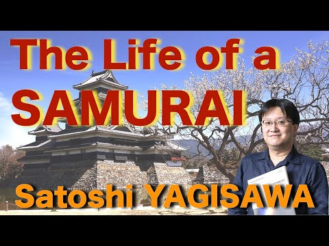もののふ the life of a samurai satoshi yagisawa youtube