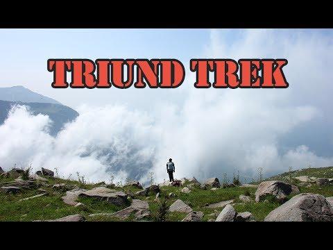 Triund Trekking | Guide to Triund Trek | Bhagsu Waterfall | India Ke Hills | Kite Flying at Triund