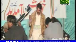 Chan Kithan Guzari Raat | Mukhtar Vs Tanveer & Hafaz Shabir | Naiwal-a1-28-11-16