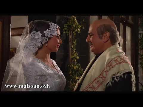 باب الحارة - الزعيم ابو عصام و ناديا في ليلة الدخلة ! ميسون أبو أسعد  و عباس النوري