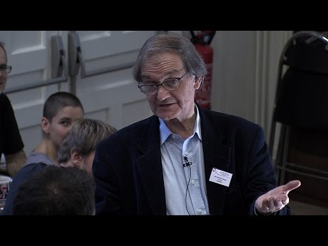 16/11/2015 - Roger Penrose - Palatial Twistor Theory: a Quantum Approach to Classical Space-Time