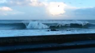 vague de submersion à carnac 03/03/14