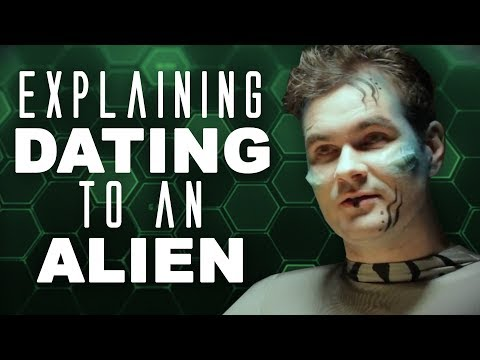 Explaining to an Alien Ep1 - DATING   Moving Mind Studio