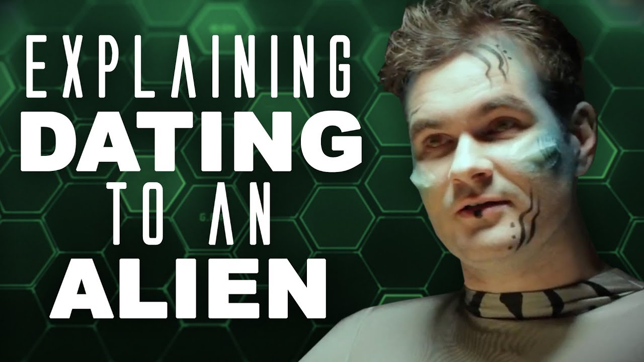 Explaining to an Alien Ep.1 - DATING  | Moving Mind Studio