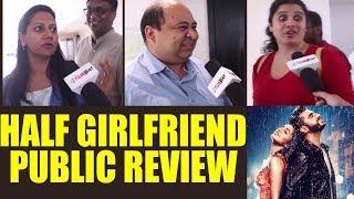 Half Girlfriend Movie Public Review | Shraddha Kapoor | Arjun Kapoor | Mohit Suri | FilmiBeat