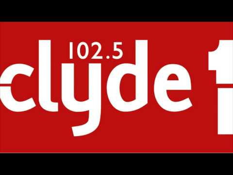 Radio clyde Superscoreboard