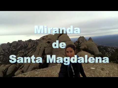 Circular por Montserrat desde Collbató