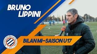 VIDEO: BILAN à la mi-saison des #U17 de Bruno Lippini !