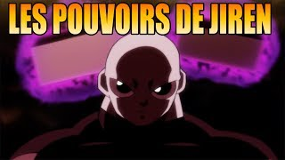 LE POUVOIR CHOQUANT DE JIREN ? DRAGON BALL SUPER EPISODE 96