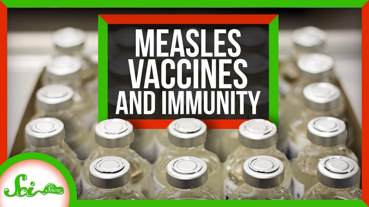 SciShow:How Measles Vaccines Protect You From Other Diseases