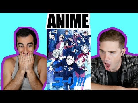 MY GAY FRIENDS REACT TO YURI ON ICE