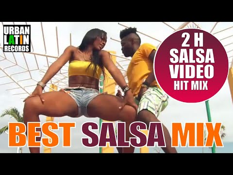 SALSA MIX  ► 2H BEST OF LATIN SUMMER HITS