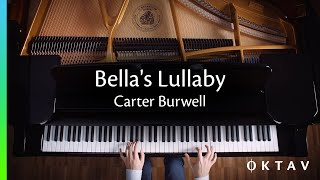 Bella's Lullaby (from Twilight) - Piano Cover