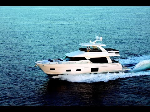 Exclusive Yacht Tour: 2018 Ocean Alexander 70e at the Tampa Boat Show