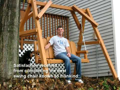 Swing Chair - The Best in the World