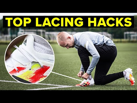 6 LACING HACKS - Rating 6 Ways To Tie Your Boots