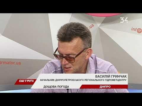 На август Украинский гидрометцентр прогнозирует теплую погоду