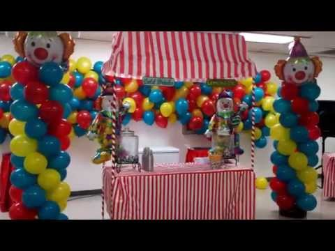 Carnival Themed Corporate Event -- Campos Xclusive