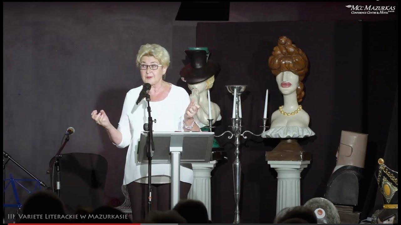 Variete literackie 3 - wiersz Ireny i Andrzeja Bartkowskich w autorskiej interpretacji -  brawooo