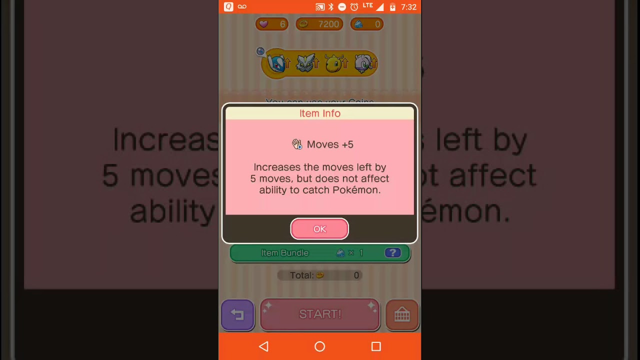 Pokemon Shuffle Mobile Stage 300