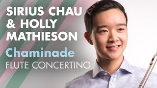 RCM Philharmonic: Sirius Chau & Holly Mathieson perform Chaminade Flute Concertino