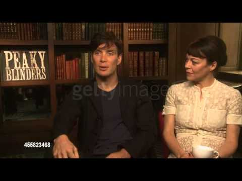 INTERVIEW - Cillian Murphy, Helen McCrory on Tom Hardy joining the series at 'Peaky Blinders'