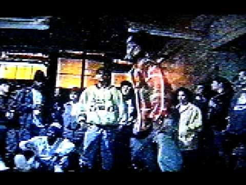 CHICAGO UNDERGROUND HIP HOP PARTY  BACK IN THE EARLY 90