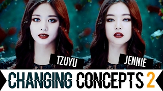 Changing Concepts Of Kpop Girl Groups 2 (New Generation)