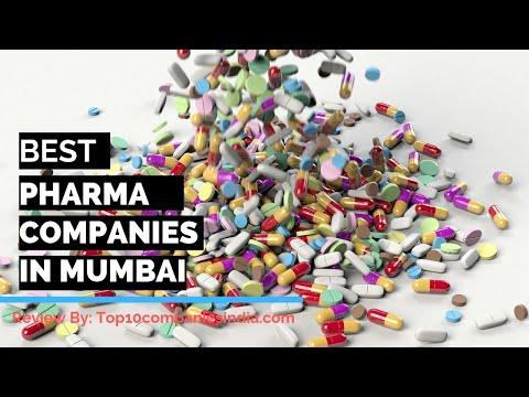 Top 10: Best Pharma Companies In Mumbai 2020