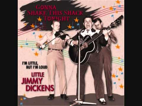 Little Jimmy Dickens   May the Bird of Paradise Fly Up Your Nose