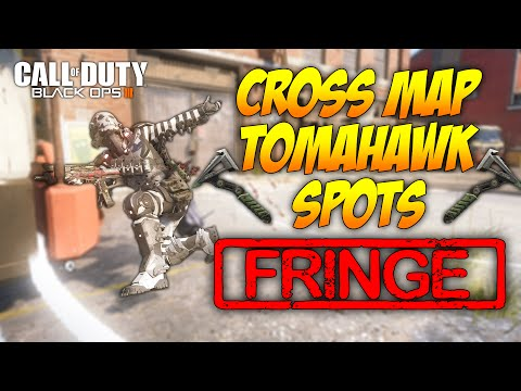 Black Ops 3: Cross Map Tomahawk Spots For Fringe