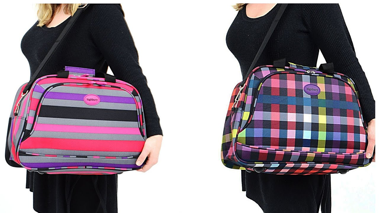 eBags has the best travel luggage and small carry on luggage bags for every trip. To find stylish and affordable carry on luggage, shop eBags now!