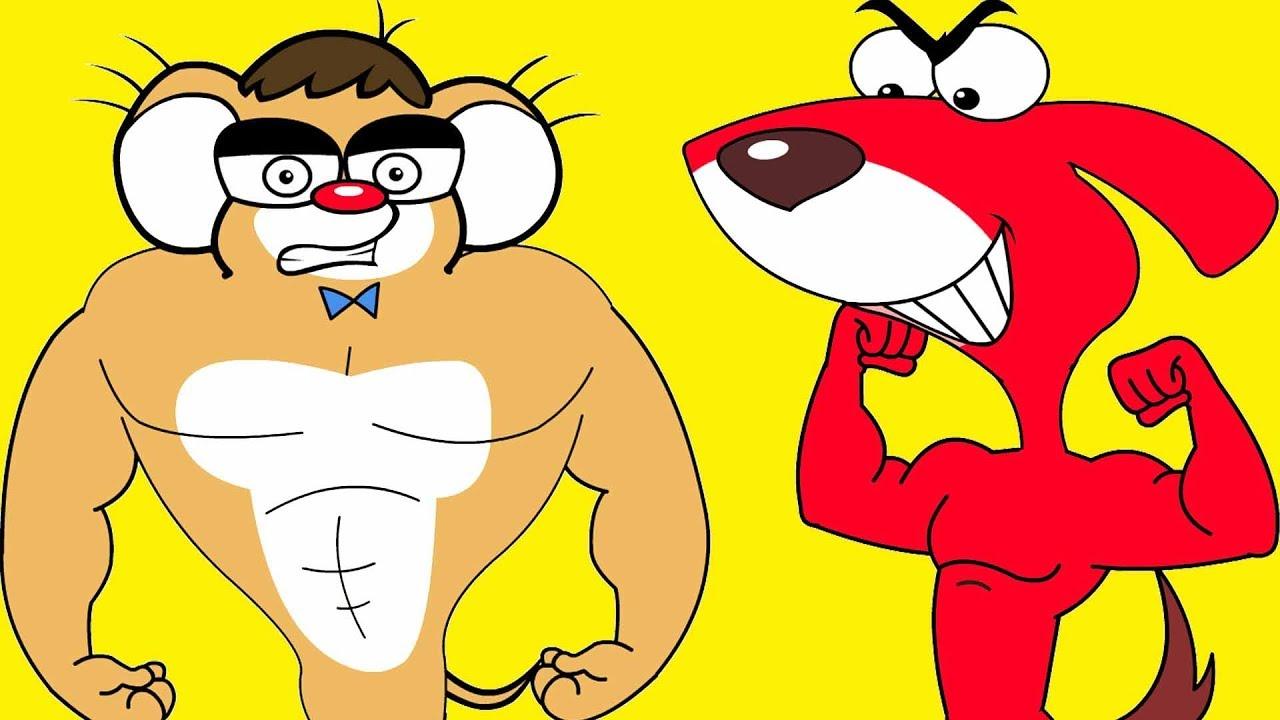 Rat-A-Tat |'Bodybuilder Charley + Yogi Don + Newest Compilation'| Chotoonz Kids Funny Cartoon Videos