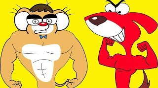 Rat-A-Tat |'Bodybuilder Charley + Yogi Don + Newest Compilation'| Chotoonz Kids Funny Cartoon Videos