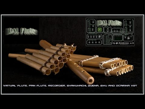 Llaqui Runa (Sad Man) DAL Flute (Andean Quena and Siku), Banjodoline Mandolin VST Plugins