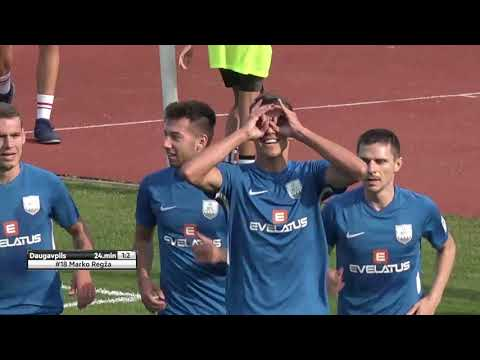 Spartaks Jurmala BFC Daugavpils Goals And Highlights