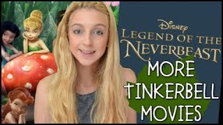 upcoming future tinkerbell movies 678? legends of the neverbeast