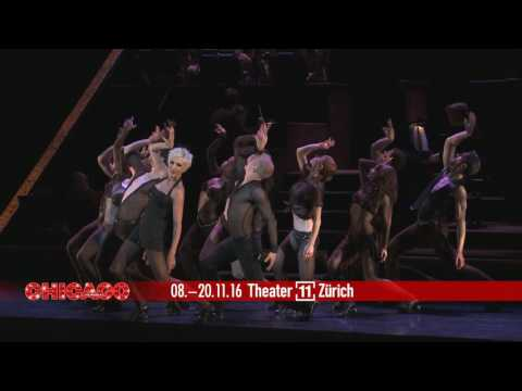 CHICAGO THE MUSICAL |8. - 20.11.2016 | Theater 11 Zürich