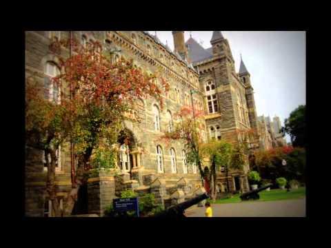 Georgetown University Visit