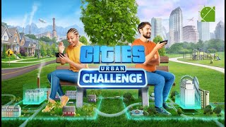Cities Urban Challenge - Android Gameplay FHD