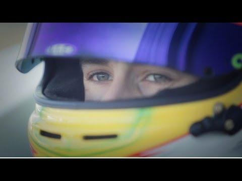 Ross Gunn - F1 Star of the future