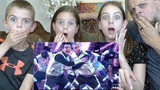 "The Kings  ""Tattad Tattad"" World of Dance 2019 